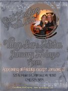 January Fridays at VBK